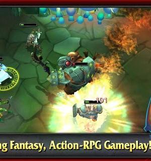 Heroes Of Destiny Ekran Görüntüleri - 4