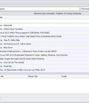 Homeros Mp3 Download Center Ekran Görüntüleri - 3