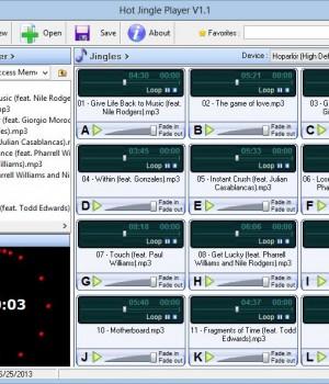 Hot Jingle Player Ekran Görüntüleri - 2