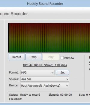 Hotkey Sound Recorder Ekran Görüntüleri - 3