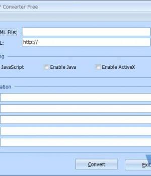 HTML to PDF Converter Ekran Görüntüleri - 2