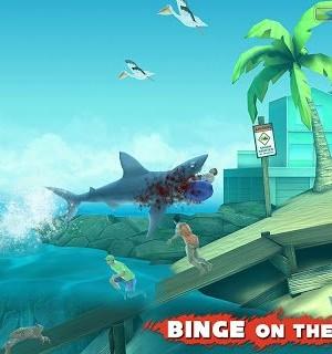 Hungry Shark Evolution Ekran Görüntüleri - 5