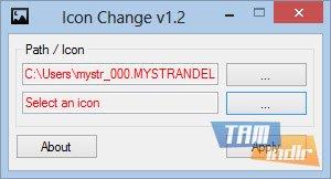Icon Change Ekran Görüntüleri - 1