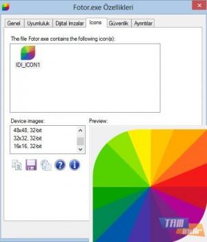 IconViewer Ekran Görüntüleri - 2