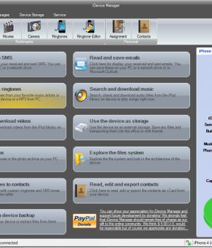 iDevice Manager Ekran Görüntüleri - 6