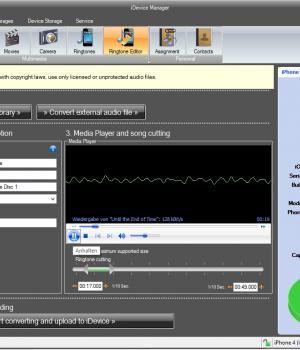 iDevice Manager Ekran Görüntüleri - 4