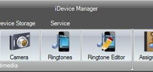 iDevice Manager Ekran Görüntüleri - 1