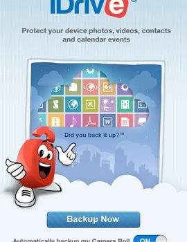 IDrive (Online Backup) Ekran Görüntüleri - 5