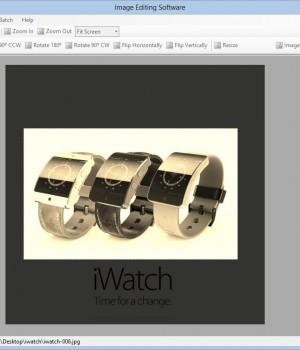 Image Editing Software Ekran Görüntüleri - 1