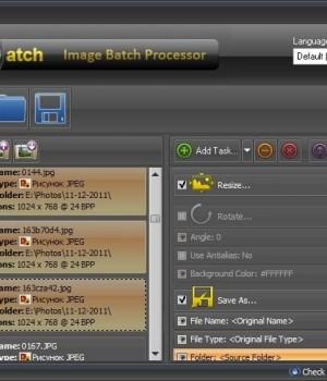 ImBatch Ekran Görüntüleri - 4