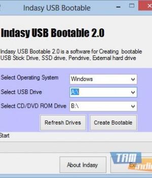 Indasy USB Bootable Ekran Görüntüleri - 2
