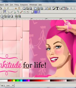 Inkscape Ekran Görüntüleri - 1