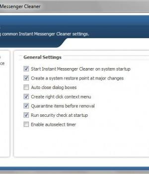 Instant Messenger Cleaner Ekran Görüntüleri - 3