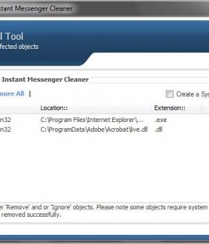Instant Messenger Cleaner Ekran Görüntüleri - 1