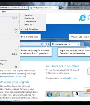 Internet Explorer 10 Ekran Görüntüleri - 2
