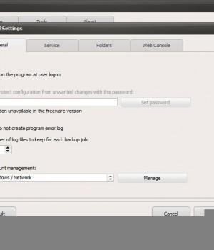 Iperius Backup Ekran Görüntüleri - 1