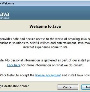 Java Runtime Environment Ekran Görüntüleri - 2