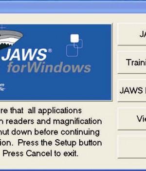 JAWS Ekran Görüntüleri - 1