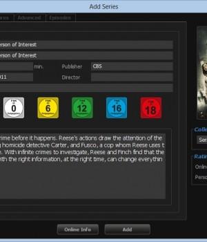 jMovieManager Ekran Görüntüleri - 2