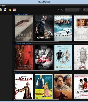 jMovieManager Ekran Görüntüleri - 1