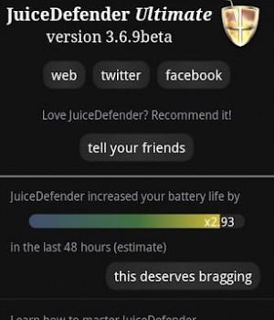JuiceDefender Ekran Görüntüleri - 3