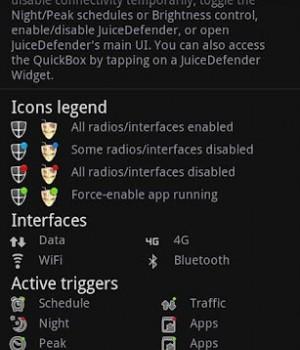 JuiceDefender Ekran Görüntüleri - 2