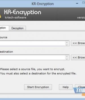 KR-Encryption Ekran Görüntüleri - 2