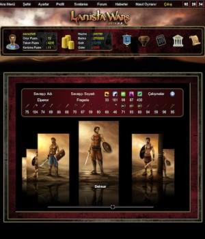 Lanista Wars Ekran Görüntüleri - 1