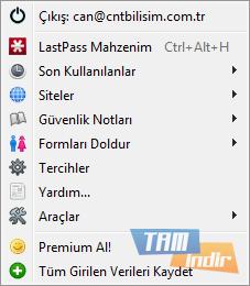LastPass Password Manager Ekran Görüntüleri - 1