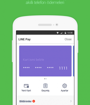 LINE Ekran Görüntüleri - 3