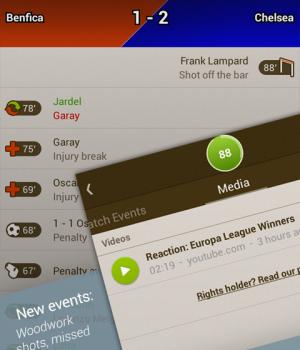 Live Score Addicts Ekran Görüntüleri - 5