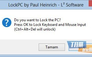 LockPC Ekran Görüntüleri - 1
