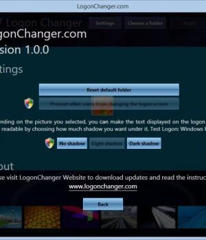 LogonChanger Ekran Görüntüleri - 2