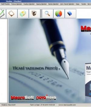 MacroSoft MacBus Ticari Set Ekran Görüntüleri - 1