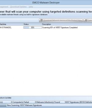 Malware Destroyer Ekran Görüntüleri - 3