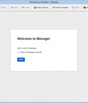 Manager Ekran Görüntüleri - 5