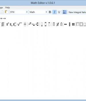 Math Editor Ekran Görüntüleri - 2