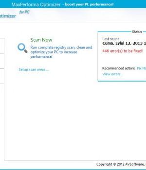 MaxPerforma Optimizer Ekran Görüntüleri - 3