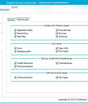 MaxPerforma Optimizer Ekran Görüntüleri - 2