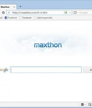 Maxthon Cloud Browser Ekran Görüntüleri - 9