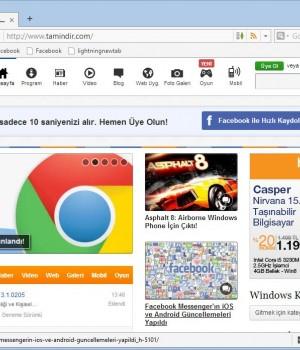 Maxthon Cloud Browser Ekran Görüntüleri - 6
