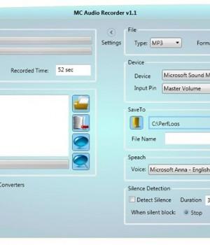 MC Audio Recorder Ekran Görüntüleri - 1