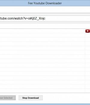 Media Freeware Free Youtube Downloader Ekran Görüntüleri - 1