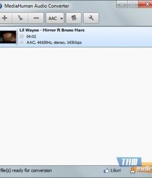 MediaHuman Audio Converter Ekran Görüntüleri - 3