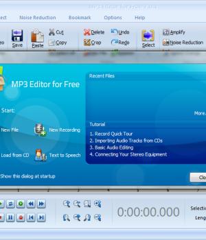 Mp3 Editor for Free Ekran Görüntüleri - 3