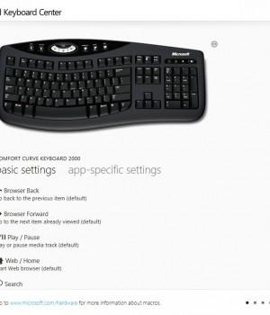 Microsoft Mouse and Keyboard Center Ekran Görüntüleri - 2