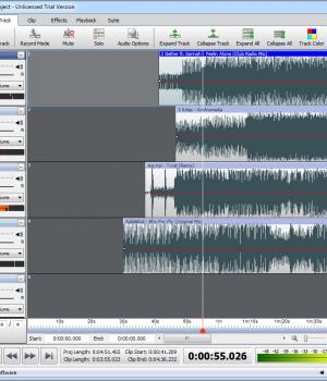 MixPad Audio Mixer Ekran Görüntüleri - 2
