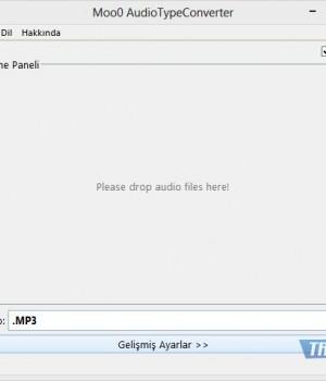 Moo0 AudioTypeConverter Ekran Görüntüleri - 2