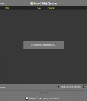 Moo0 DiskCleaner Ekran Görüntüleri - 2