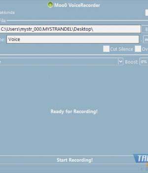 Moo0 VoiceRecorder Ekran Görüntüleri - 2